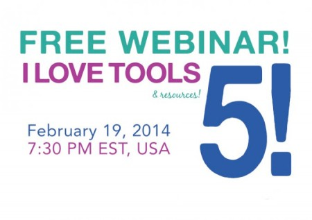 iLove tools 5 crafcast